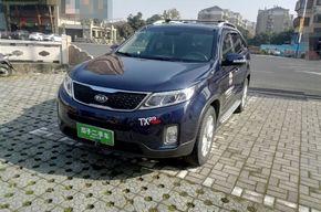 起亚索兰托 2013款 2.4L 5座汽油至尊版 国IV(进口)