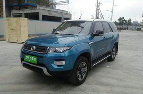 广汽吉奥GX6 2015款 2.4L 两驱旗舰版