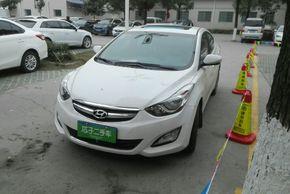 现代朗动 2015款 1.6L 自动尊贵型