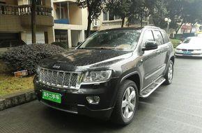 Jeep大切诺基 2012款 5.7L 旗舰导航版(进口)