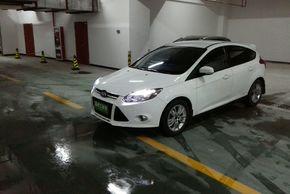 福特福克斯 2012款 两厢 1.6L 手动舒适型