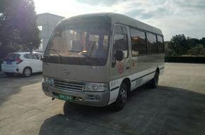 海格H6C KLQ6602海格客车
