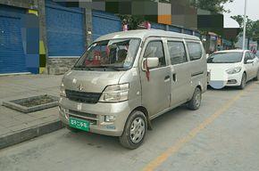 长安商用长安之星2 2009款 1.0L-SC6399E 基本型