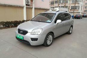 起亚新佳乐 2011款 1.6L 5座手动舒适版(进口)