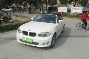 宝马1系 2011款 120i 敞篷轿跑车(进口)