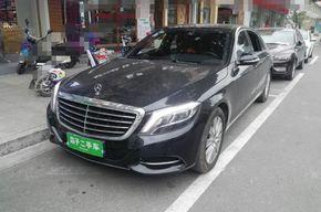 奔驰S级 2016款 S 320 L 商务型(进口)