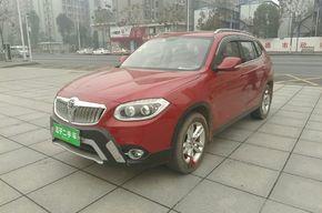 中华V5 2012款 1.6L 手动舒适型