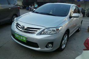 丰田卡罗拉 2011款 1.8L CVT GL-i