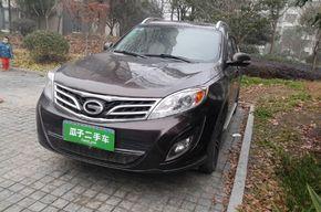 传祺GS5 2014款 2.0L 自动两驱周年增值版