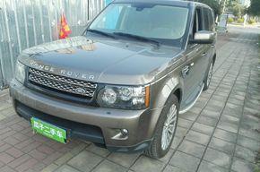 路虎揽胜运动版 2012款 3.0 TDV6 HSE 柴油版(进口)