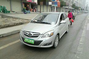 北京汽车E系列 2013款 三厢 1.3L 手动乐活版