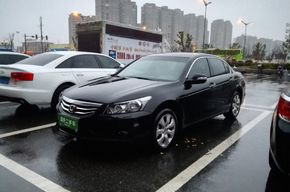 本田雅阁 2012款 2.4L SE