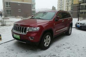 Jeep大切诺基 2012款 3.6L 豪华导航版(进口)