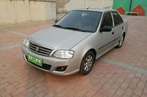 铃木羚羊 2012款 1.3L 标准型