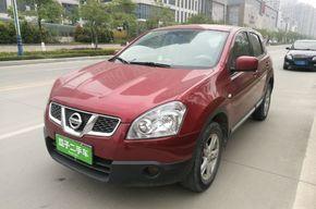 日产逍客 2011款 2.0XL 火 CVT 2WD