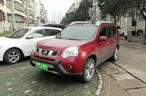 日产奇骏 2012款 2.5L CVT尊享版 4WD