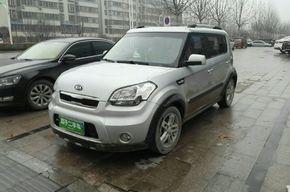 起亚秀尔 2010款 1.6L MT GL