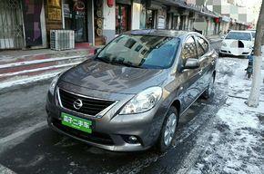 日产阳光 2011款 1.5XE CVT舒适版