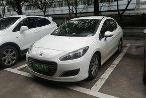 标致308 2012款 1.6L 自动优尚型