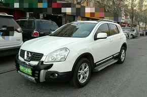 日产逍客 2010款 20XFOUR 龙 CVT 4WD