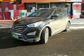 现代全新胜达 2013款 2.4L 自动四驱舒适型