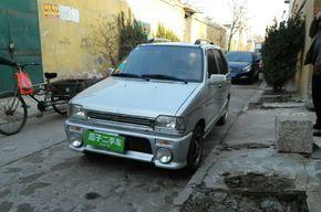 众泰江南TT 2010款 0.8L 舒适型