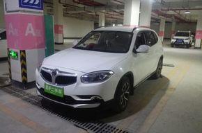 中华V5 2014款 1.6L 手动舒适型