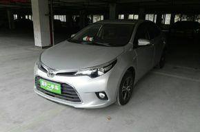 丰田雷凌 2016款 1.6G CVT精英版