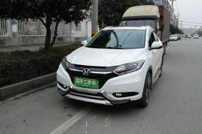 本田缤智 2016款 1.8L CVT两驱先锋型