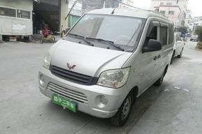 五菱之光 2010款 1.0L新版实用型短车身L2Y