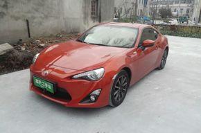 丰田86 2013款 2.0L 自动豪华型(进口)