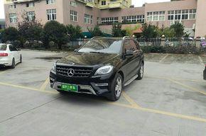 奔驰M级 2014款 ML 400 4MATIC豪华型(进口)
