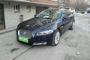 捷豹XF 2014款 XF 2.0T 豪华版