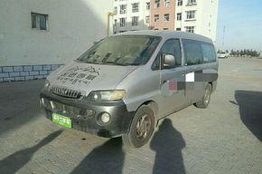 江淮瑞风 2011款 2.0L一家亲 汽油标准版HFC4GA3