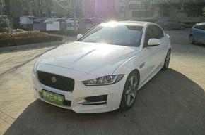 捷豹XE 2017款 2.0T 200PS R-Sport