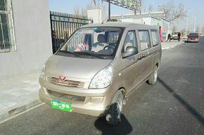 五菱荣光 2015款 1.2L S 标准型CNG