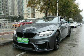 宝马M系 2014款 M4双门轿跑车