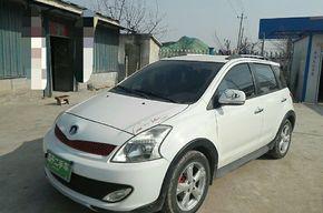 长城炫丽 2011款 CROSS 1.5L MT