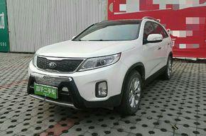 起亚索兰托 2013款 2.4L 7座汽油舒适版 国IV(进口)