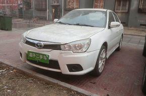东南V3菱悦 2012款 改款 1.5L 手动风采版