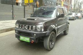 铃木吉姆尼 2012款 1.3 AT JLX(进口)