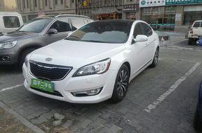 起亚凯尊 2012款 2.4L 尊贵型(进口)