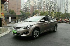 现代朗动 2016款 1.6L 自动尊贵型