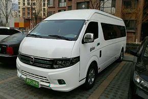 南京金龙开沃D11 2015款 通勤版低顶纯电动