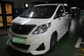 丰田埃尔法 2015款 3.5L 豪华版(进口)