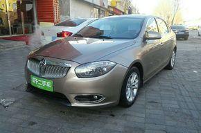 中华H530 2012款1.6手动豪华CNG