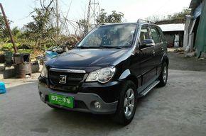 众泰5008 2010款 1.3L 手动豪华型