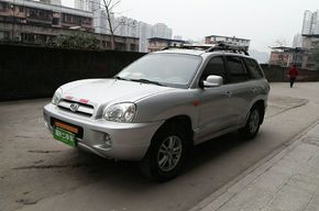 华泰圣达菲 2012款 2.0L 汽油手动豪华型