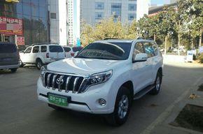 丰田普拉多 2014款 4.0L 自动TX-L NAVI