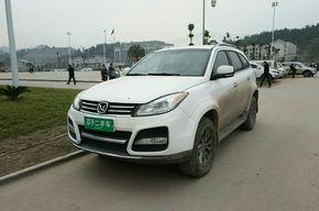 江铃驭胜S350 2013款 2.4T 自动两驱柴油豪华版5座